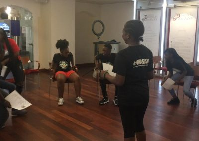 Drama Class of the Performing Arts Bootcamp-Summer 2019