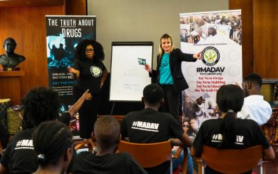 MADAV Youth Empowerment Program kicks off in London.